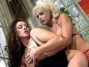 Girl rides trannys dick