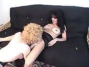 Lustful appetizing shemale gets filled